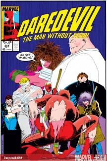 Daredevil #259