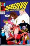 DAREDEVIL #259 COVER