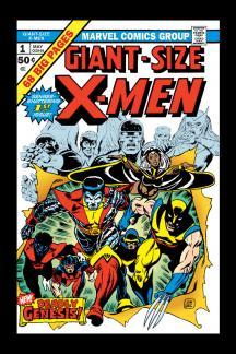 Uncanny X-Men Omnibus Vol. 1 (Hardcover)