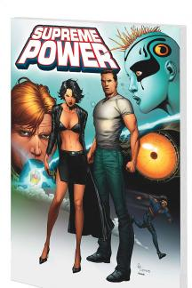 Supreme Power Vol. 3: High Command (Trade Paperback)