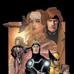 X-MEN (2005) #166 COVER