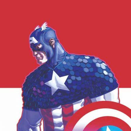 CAPTAIN AMERICA VOL. 5: HOMELAND TPB COVER