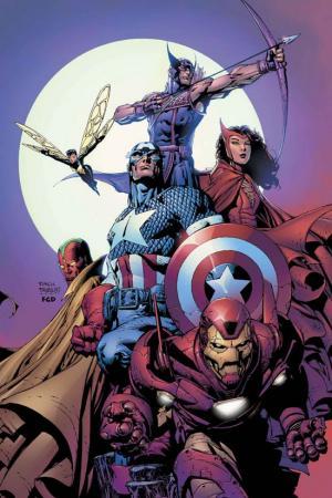 Avengers Vol. 4: Lionheart of Avalon (2004)