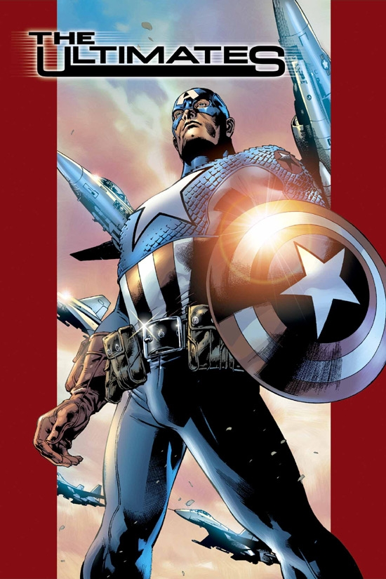 The Ultimates Vol. 2: Homeland Security (Trade Paperback)