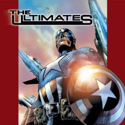 THE ULTIMATES VOL. 2: HOMELAND SECURITY TPB COVER