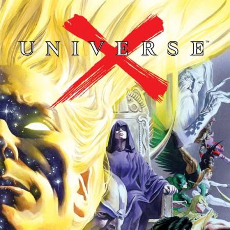 EARTH X VOL. II: UNIVERSE X BOOK II TPB COVER