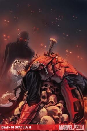 Death of Dracula (2010) #1