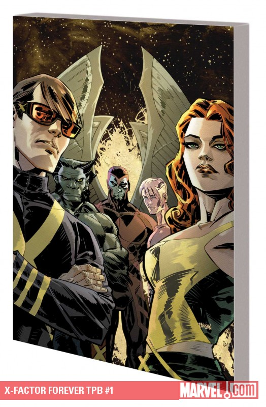 X-Factor Forever (Trade Paperback)