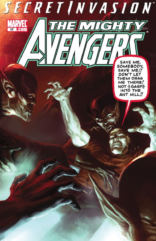 The Mighty Avengers (2007) #17
