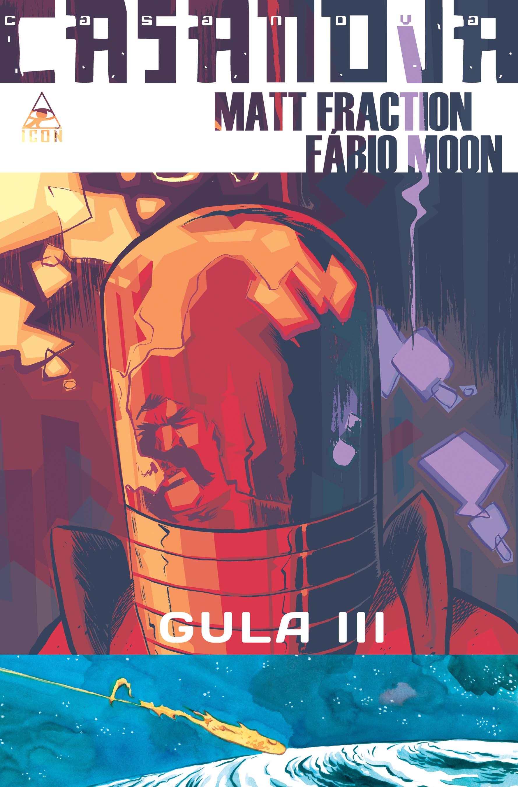 Casanova: Gula (2011) #3