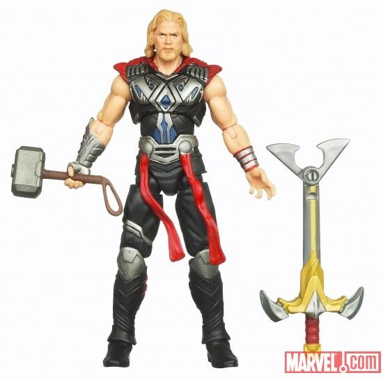 Marvel Thor Toys 4