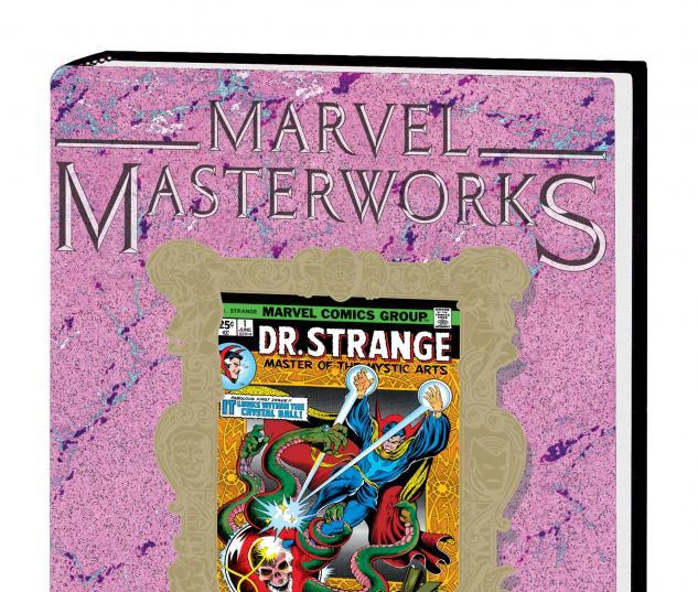 Marvel Masterworks: Doctor Strange Vol. 5 (2010) variant