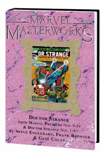Marvel Masterworks: Doctor Strange Vol. 5 (Hardcover)