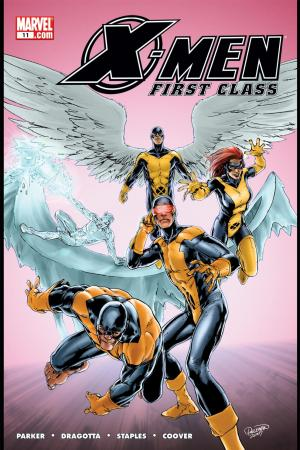 X-Men: First Class (2007) #11