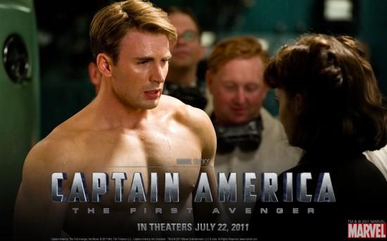 Captain America: The First Avenger Wallpaper #18