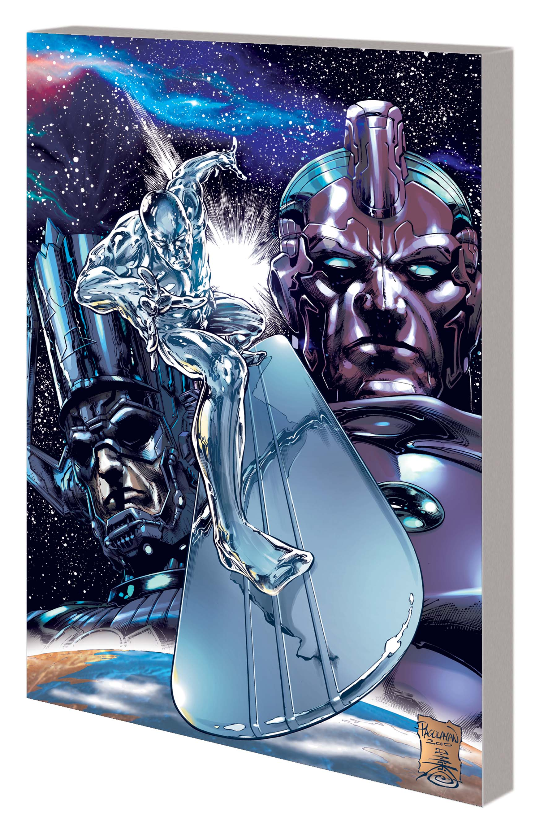 Silver Surfer: Devolution (Trade Paperback)