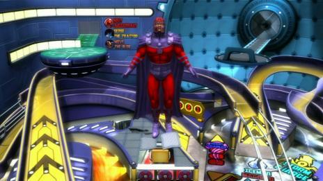 Marvel Pinball: X-Men