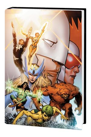 Alpha Flight by Greg Pak & Fred Van Lente (Hardcover)