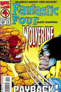 Fantastic Four #395