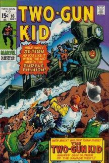 Two-Gun Kid #93