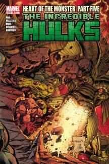 Incredible Hulks #634