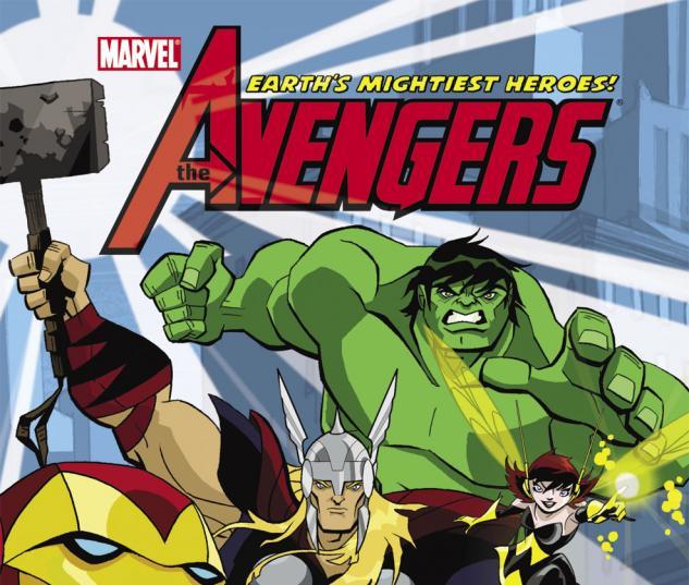 Avengers: Earth's Mightiest Heroes (2010) #2