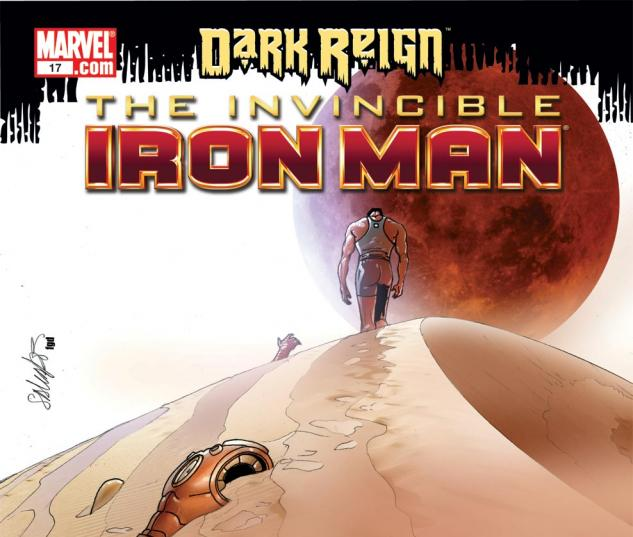 Invincible Iron Man (2008) #17