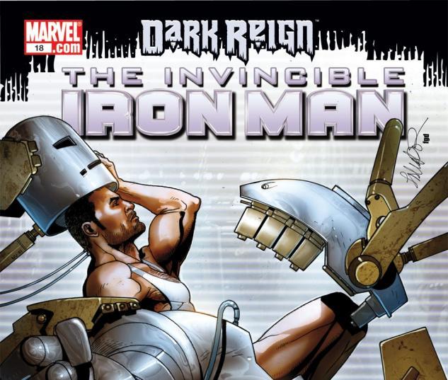 Invincible Iron Man (2008) #18
