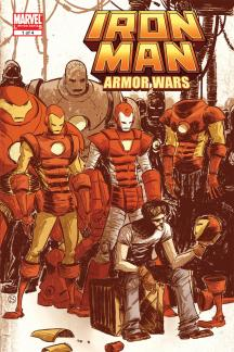 Iron Man & the Armor Wars #1