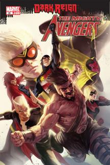 Mighty Avengers #26