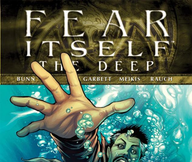 Fear Itself: The Deep (2011) #1