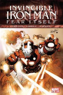 Invincible Iron Man (2008) #507