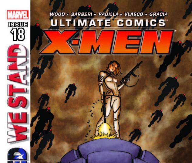 ULTIMATE COMICS X-MEN 18 (WITH DIGITAL CODE)