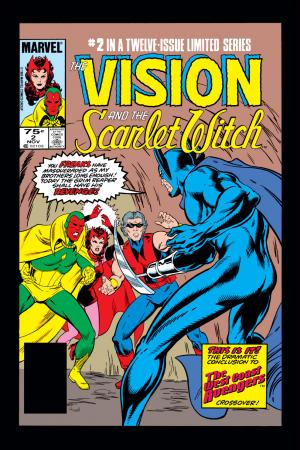 Vision and the Scarlet Witch #2
