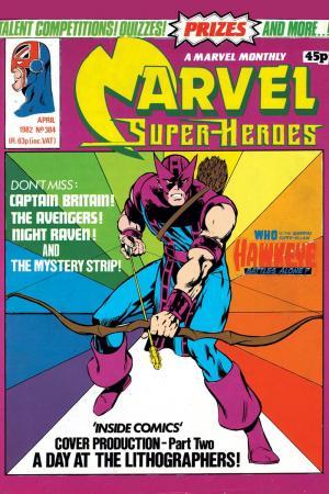 Marvel Super-Heroes (1967) #384