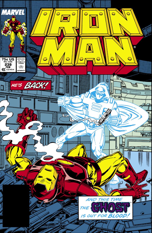 Iron Man (1968) #239
