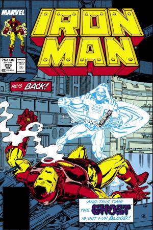 Iron Man  #239