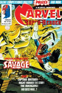 Marvel Super-Heroes #382