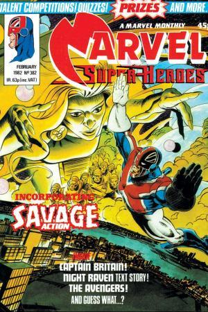 Marvel Super-Heroes (1967) #382