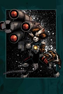 Rocket Raccoon: Tales from Half-World #1