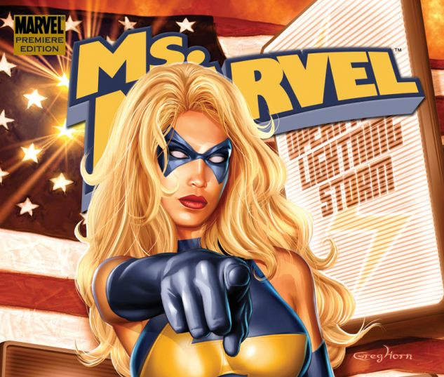 Ms. Marvel Vol. 3: Operation Lightning Storm Premiere (2007) HC