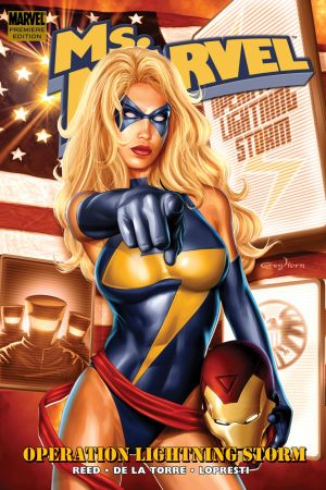 Ms. Marvel Vol. 3: Operation Lightning Storm Premiere (Hardcover)