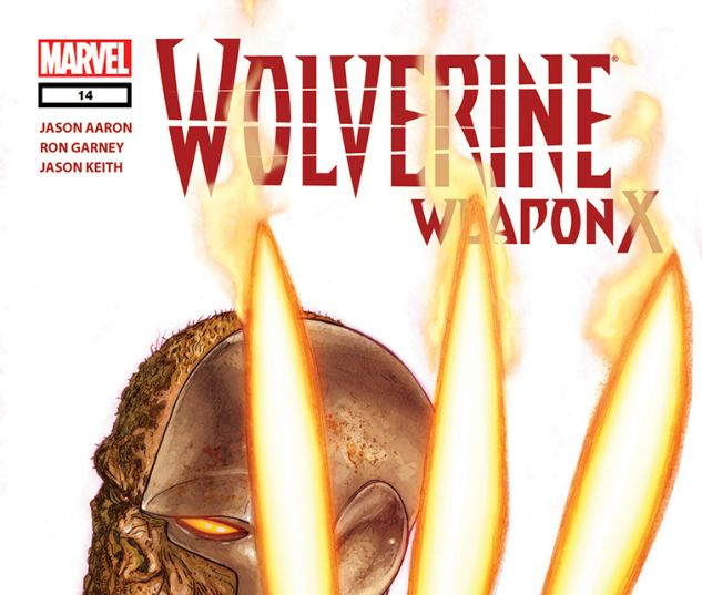 Wolverine Weapon X (2009) #14