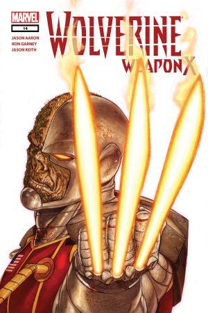 Wolverine Weapon X (2009) #14