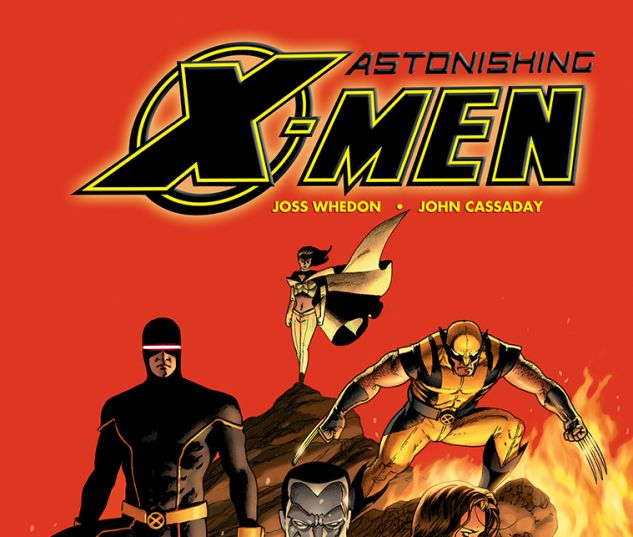 Astonishing X-Men Vol. 3: Torn (2007)
