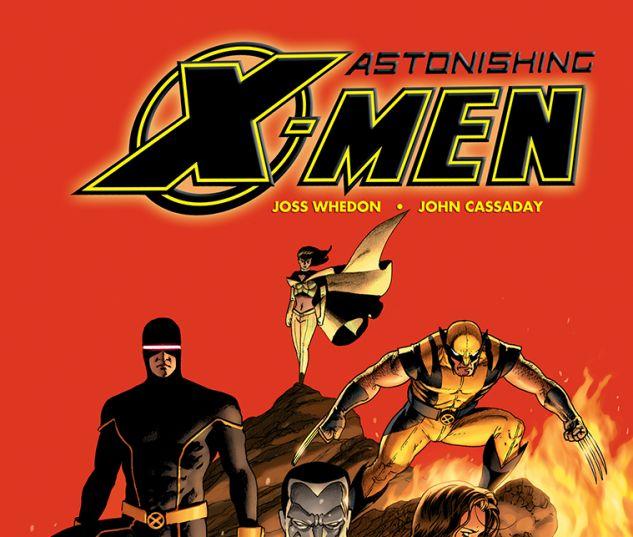 Astonishing X-Men Vol. 3: Torn (2007)