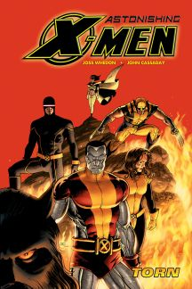 Astonishing X-Men Vol. 3: Torn (Trade Paperback)