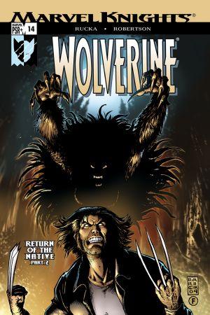 Wolverine (2003) #14
