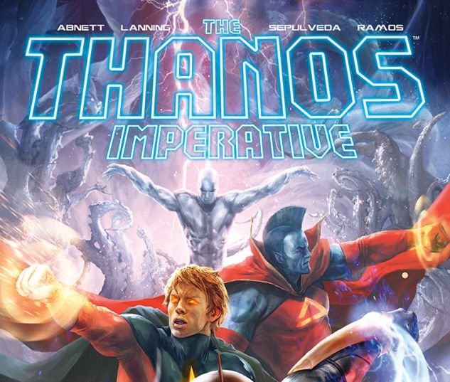 The Thanos Imperative (2010) #5
