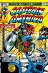 Captain America (1968) #237 Cover